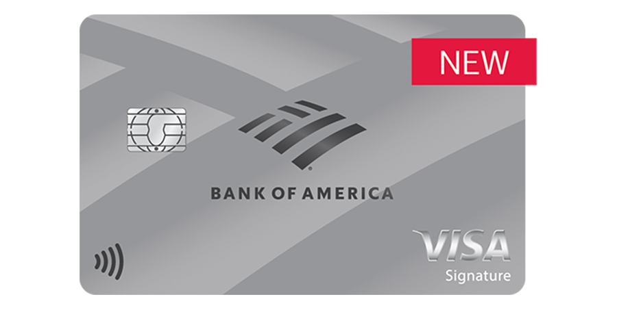 Bank of America Launches New Unlimited Cash Rewards Credit Card